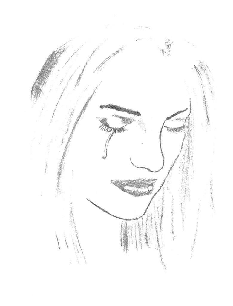 Una Lágrima